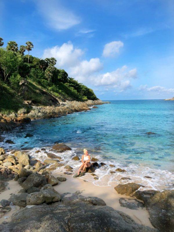 остров Пхукет в октябре