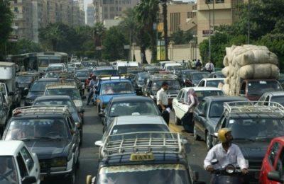 движение туристов по Египту