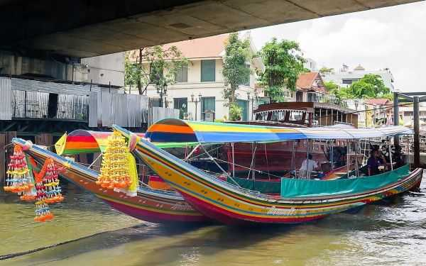 Тур по реке Чхао Пхрайя