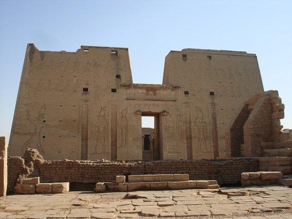 Храмы в Древнем Египте