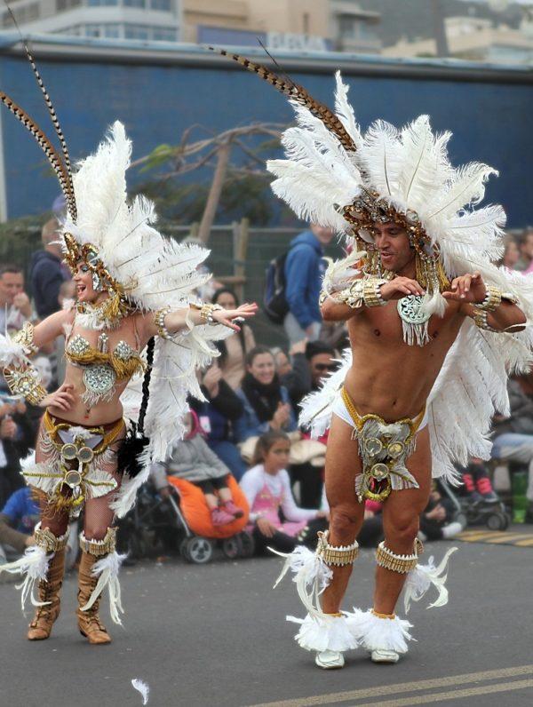 Карнавал Санта - Круз