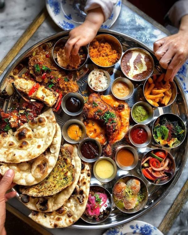 кухня Индии