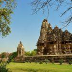 Достопримечательности Индии — Памятники Кхаджурахо