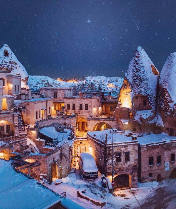 Турция в декабре