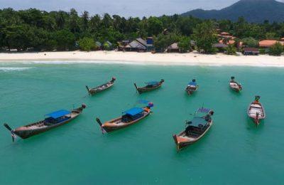 Август в Таиланде