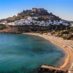 Достопримечательности Греции — Остров Родос