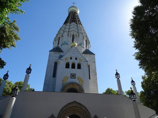 Храм-памятник русской славы