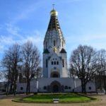 Достопримечательности Германии — Храм-памятник русской славы в Лейпциге