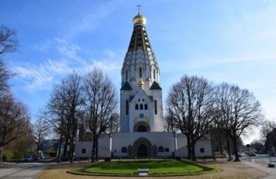 памятник русской славы