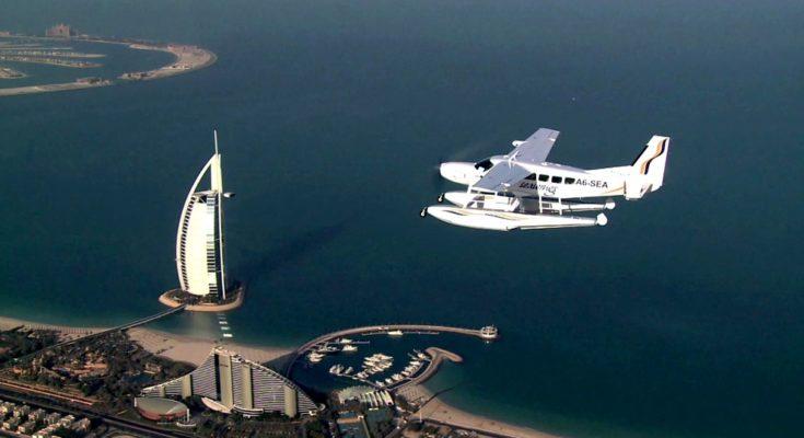 Полет на самолете в ОАЭ