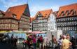 Города Германии -  Хильдесхайм (нем. Hildesheim)